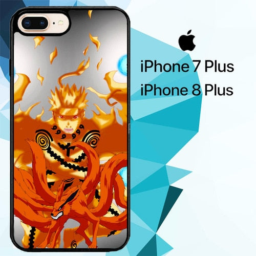 Naruto Transformation Z2866 hoesjes iPhone 7 Plus , iPhone 8 Plus