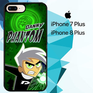 danny phantom Z3443 hoesjes iPhone 7 Plus , iPhone 8 Plus