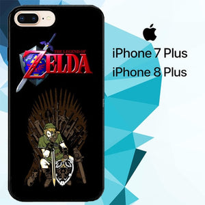 The Legend Of Zelda Z3471 hoesjes iPhone 7 Plus , iPhone 8 Plus