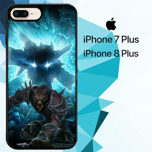 World of Warcraft Z3666 hoesjes iPhone 7 Plus , iPhone 8 Plus