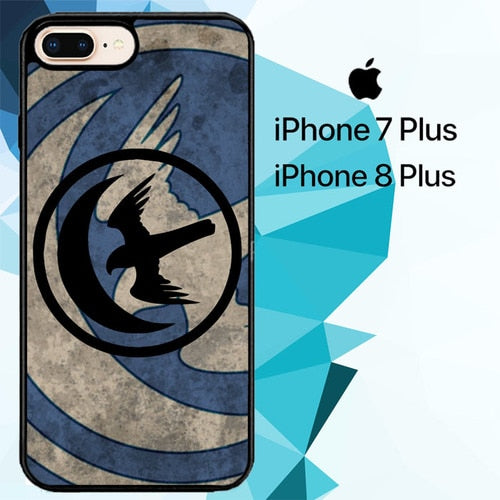 HOUSE ARRYN GAME OF THRONES Z3678 hoesjes iPhone 7 Plus , iPhone 8 Plus