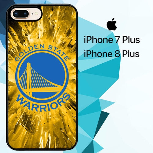 golden state warriors Z4130 hoesjes iPhone 7 Plus , iPhone 8 Plus