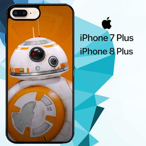 BB 8 Star Wars Z4534 hoesjes iPhone 7 Plus , iPhone 8 Plus