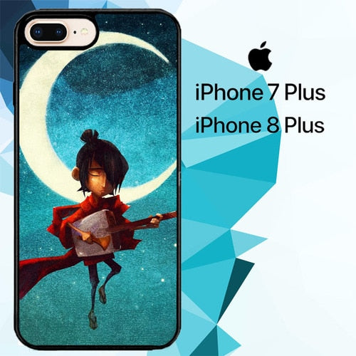 kubo and the two strings Z4544 hoesjes iPhone 7 Plus , iPhone 8 Plus