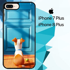 the secret life of pets Z4562 hoesjes iPhone 7 Plus , iPhone 8 Plus