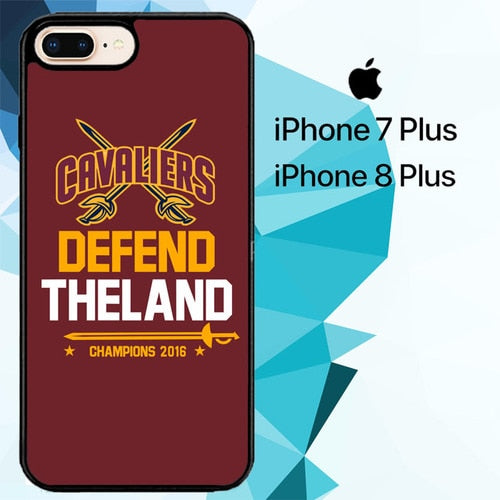 Defend The Land Z4808 hoesjes iPhone 7 Plus , iPhone 8 Plus