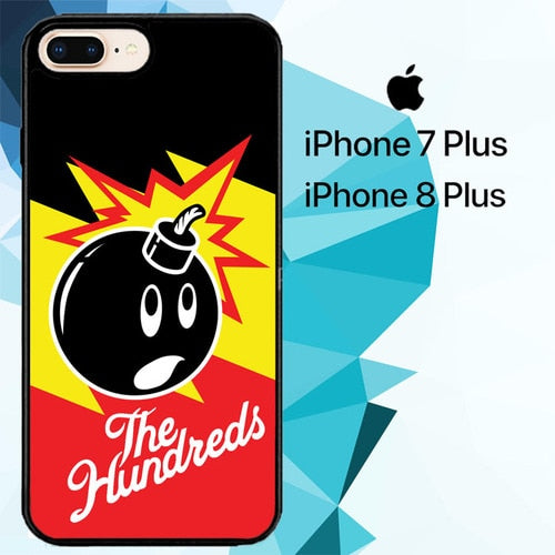 the hundreds Z5143 hoesjes iPhone 7 Plus , iPhone 8 Plus