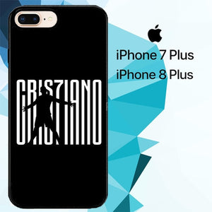 Cristiano Ronaldo signs for Juventus Z7133 hoesjes iPhone 7 Plus , iPhone 8 Plus