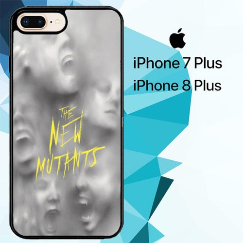 the new mutants movie Z4474 hoesjes iPhone 7 Plus , iPhone 8 Plus