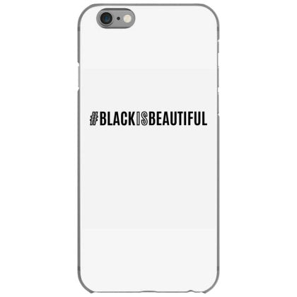 black is beautiful iphone 6 6s hoesjes