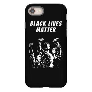 black lives matter for dark iphone 8 hoesjes