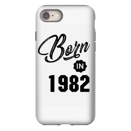 born in 1982 iphone 8 hoesjes