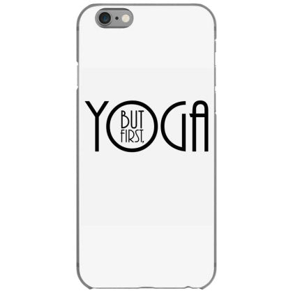 but first yoga iphone 6 6s hoesjes
