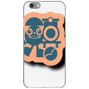 cartoon design iphone 6 6s hoesjes