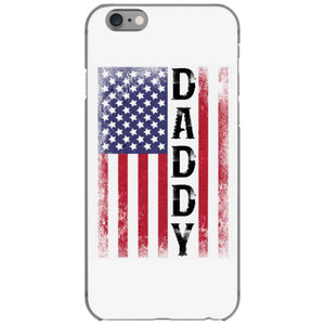 daddy american flag for light iphone 6 6s hoesjes