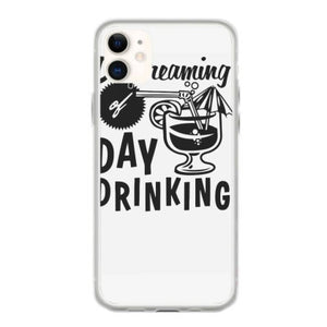day dreaming day drinking iphone 11 hoesjes