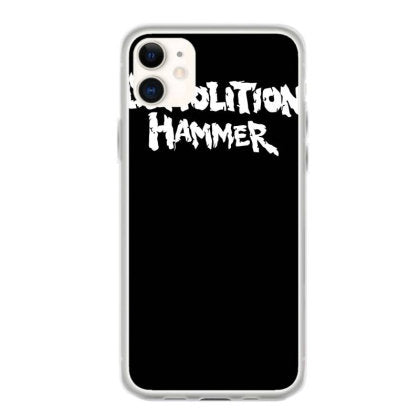 demolition hammer iphone 11 hoesjes