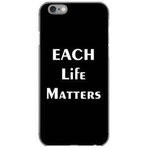 each life matters iphone 6 6s hoesjes