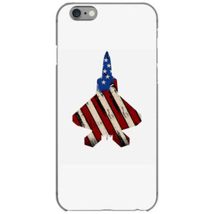 f 22 raptor american fighter jet iphone 6 6s hoesjes