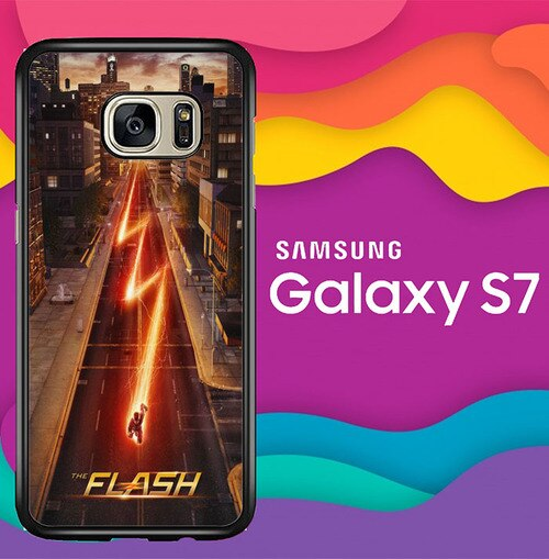 The Flash FJ0542 Samsung Galaxy S7 hoesjes