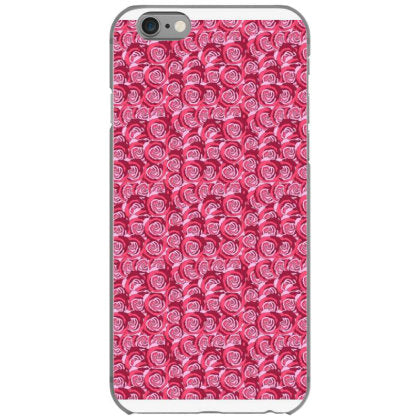 floral pattern color iphone 6 6s hoesjes