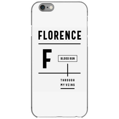 florence personalized name birthday gift iphone 6 6s hoesjes