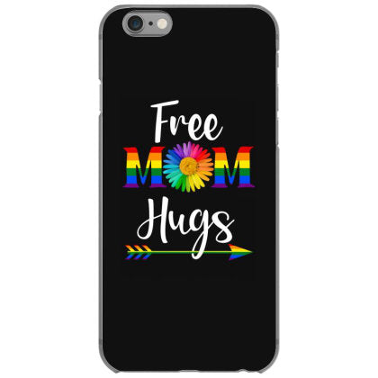 free mom hugs lgbt iphone 6 6s hoesjes