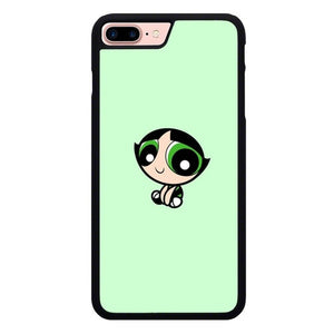 powerpuff girls buttercup X00163 hoesjes iPhone 7 Plus , iPhone 8 Plus