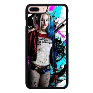 harley quinn X00152 hoesjes iPhone 7 Plus , iPhone 8 Plus