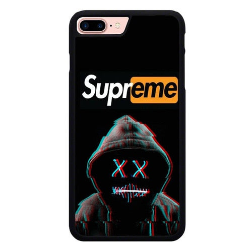 Supreme Wallpaper X00202 hoesjes iPhone 7 Plus , iPhone 8 Plus