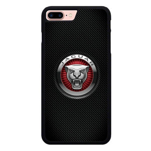 Jaguar Logo X00288 hoesjes iPhone 7 Plus , iPhone 8 Plus