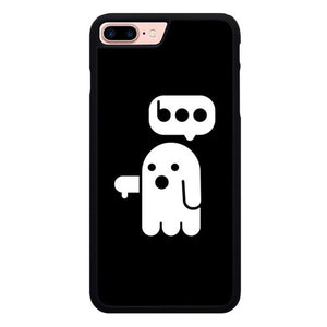 Ghost In Disapproval X00287 hoesjes iPhone 7 Plus , iPhone 8 Plus
