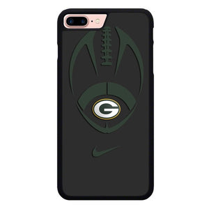 Green Bay Packers Logo X00376 hoesjes iPhone 7 Plus , iPhone 8 Plus