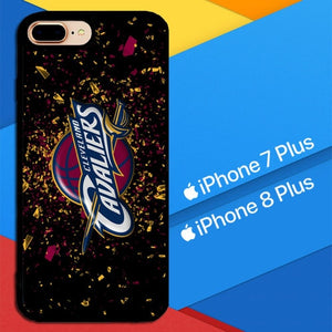 Beautiful Cleveland Cavaliers X4969 hoesjes iPhone 7 Plus , iPhone 8 Plus