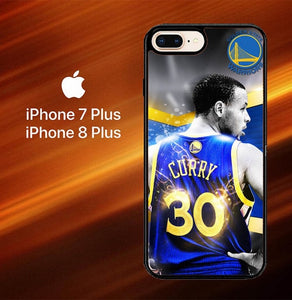 Golden State Warriors X8034 hoesjes iPhone 7 Plus , iPhone 8 Plus