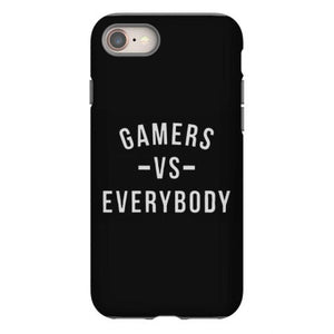 gamers vs everybody iphone 8 hoesjes