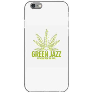 green jazz iphone 6 6s hoesjes