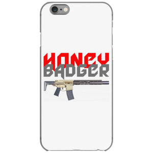 honey badger iphone 6 6s hoesjes
