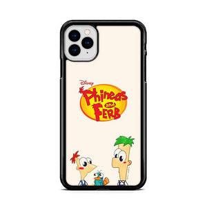 Phineas Flynn and Ferb iPhone 11 hoesjes Pro Cases