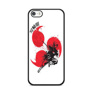 Sharingan Art iPhone 5|5S|SE hoesjes