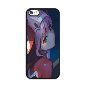 Zero Two Darling in The Franxx iPhone 5|5S|SE hoesjes