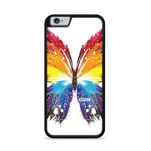 Roxy Butterfly Multicolor iPhone 6 Plus | iPhone 6S Plus hoesjes