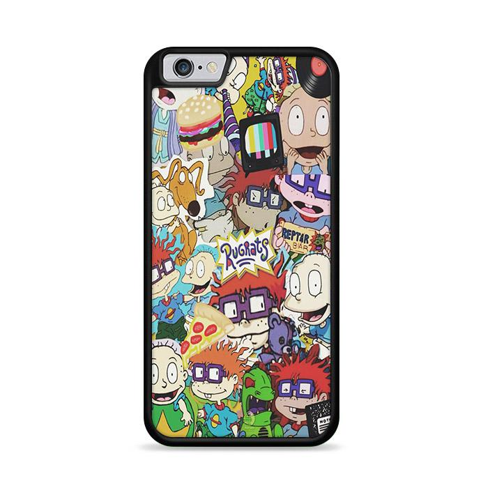 Rugrats Collage iPhone 6 Plus | iPhone 6S Plus hoesjes