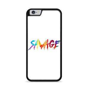 Savage Multicolor iPhone 6 | iPhone 6S hoesjes