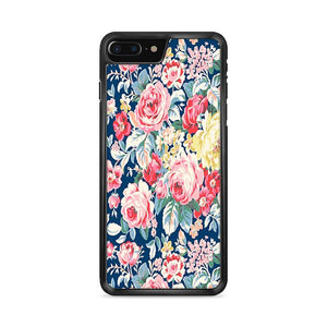 Roses Paint iPhone 8 Plus hoesjes
