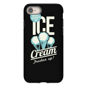 ice cream freshen up iphone 8 hoesjes