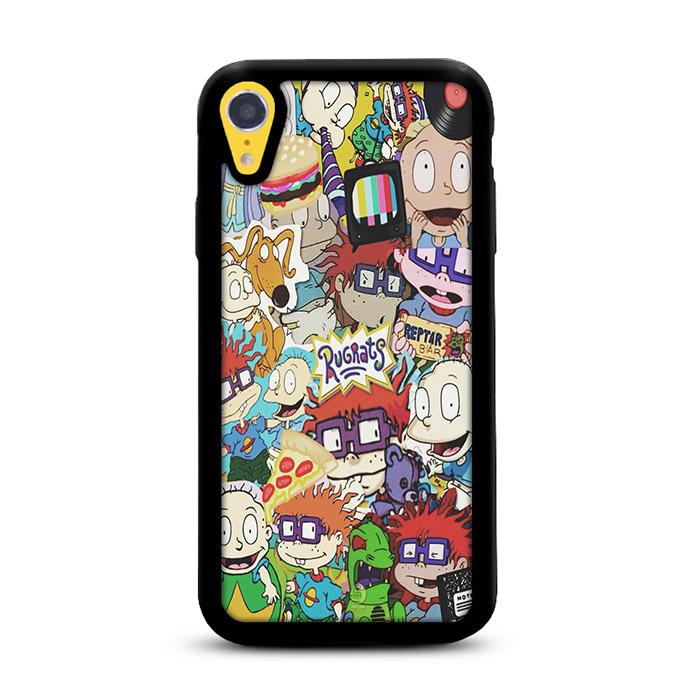 Rugrats Collage iPhone XR hoesjes