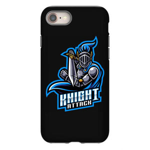 knight attack iphone 8 hoesjes