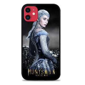 the huntsman logo L0002a iphone 11 hoesjes