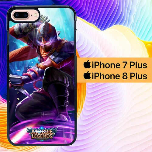 Mobile Legends Character L0092 hoesjes iPhone 7 Plus , iPhone 8 Plus